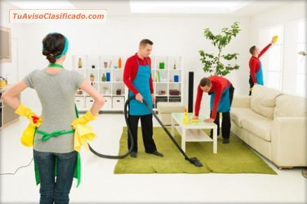 Personal de limpieza de casa vacias servicios y - Limpieza en casa ...