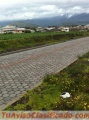 En Ecuador Tabacundo Pichincha vendo terreno listo para invertir