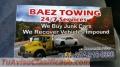 Baez Towing - (214)916-0396