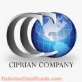 Empresa Ciprian Company busca peronal para Ejectuvo de Ventas