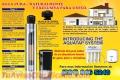Sistema de purificación de agua para toda la casa