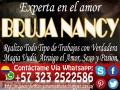 ENDULZAMIENTOS DE PAREJA, MEJORA TU RELACIÓN CON LA MAESTRA NANCY WHATSAPP +573232522586