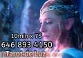Luz Tarot 10 min x 7$  646 893 4150