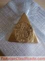 Triangulo Sagrado Plata de Ley 925  Mls