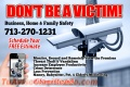 Business/ Home Security Cameras Systems and Installations