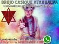 CASIQUE ATAHUALPA, CONOCEDOR Y EXPERTO DE LA BRUJERIA