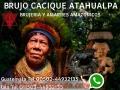 SECRETOS SELVATICOS DEL CACIQUE ATAHUALPA