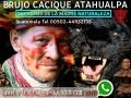 CACIQUE ATAHUALPA BRUJO AMAZÓNICO