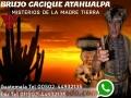 CACIQUE ATAHUALPA...SALUD, DINERO Y AMOR.