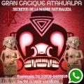 INDIO CACIQUE ATAHUALPA...TEL 011502-44932135