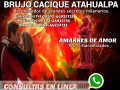 HECHICERO GRAN CACIQUE ATAHUALPA..