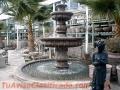 Piletas fuentes de agua