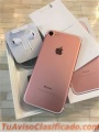NUEVO IPHONE 7 PLUS 256gb SELLADOS CON GARANTIA