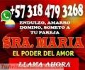 VIDENTE SRA MARIA AMARRO SOMETO DOMINO NO IMPORTA LA DISTANCIA  57 3184793268