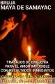 AMARRES CURACIONES, TRABAJOS DE BRUJERIA INMEDIATOS  011-502-57589372