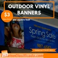 Cheap Vinyl Banners & Signs - Phone: (773) 877-3311