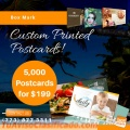 Print cheap postcards  | Boxmark