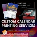 Custom commercial printing services