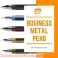 Business metal pens