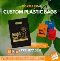 Custom plastic bags BOXMARK