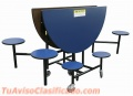 We manufacture tables & cafeteria banks and more
