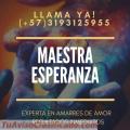 Maestra Esperanza experta en amarres de Amor y restauración de hogares. (+57) 3193125955
