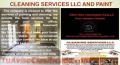 CLEANING SERVICES AND CONTRUCT