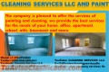 (SERVICES FOR YOUR HOME)