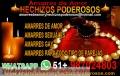 ATADURAS Y DOMINIOS EN EL AMOR EN SOLO 24 HORAS