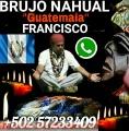 BRUJO NÁHUAL INDIGENA DE GUATEMALA MAGIA ROJA BLANCA NEGRA CHICO SAMAYAC +502 57233409