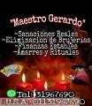 SACERDOTE Y CURANDERO GERARDO REYES