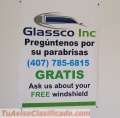 Cracked WINDSHIELD Repair? GLASSCO, INC.