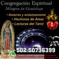 Amarres y Endulzamientos (Congregacion espiritual Milagros de Guadalupe)