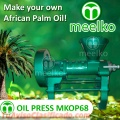 Meelko machine to make natural oil