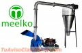 Meelko electric corn grinder machine