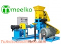 Meelko electric extruder to make animal foods