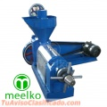 Meelko grinding machine for the production of natural oil