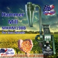 Meelko hammer mills are designed to provide the best efficiency and versatility