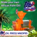 Oil press machines are capable of processing various types of oil seeds such as hemp, soyb