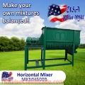 Mixer pellet mill