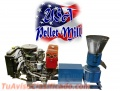 Pellets Machine animal food