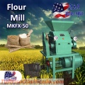 Flour milling machines