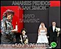 AMARRES DEL MEJOR BRUJO SANTERO DE LA MANO DEL HERMANO SAN SIMON DON NAYO +502 57618156