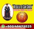 La medalla de San Simón amuleto para el amor prosperidad y salud +502/45672525
