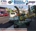 ENSILADORAS PARA PICAR PE-1200 CON MOTORES DIESEL