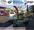 PICADORAS DE ZACATE PARA ENSILAR PE-1200 CON MOTORES DIESEL Y TRAILER AGRICOLA