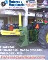 ENSILADORAS DE PASTOS Y CAÑA DE AZUCAR PENAGOS PE-1200 HASTA 75 TONELADAS POR DIA