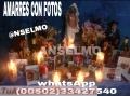 AMARRES Y HECHIZOS CON FOTOGRAFIAS , BRUJO ANSELMO(011502)33427540