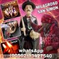 TRABAJOS DE AMOR CON EL MILAGROSOS SAN SIMON DE GUATEMALA (011502)33427540